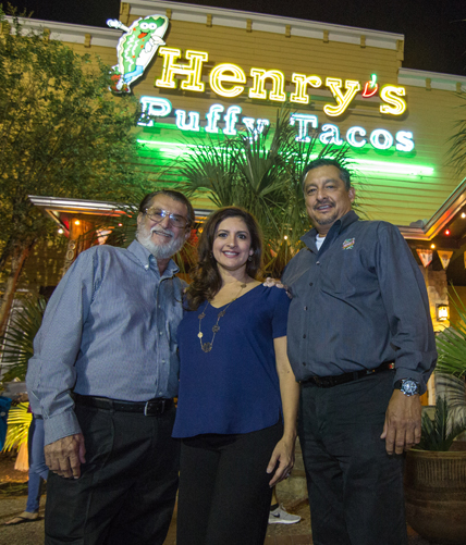 Henry's Puffy Taco